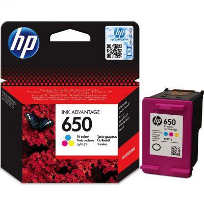 clicstore-Cartouche D'encre - HP 650 Trois Couleurs - Advantage authentique