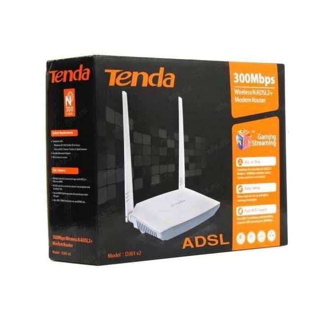 TENDA D301 V2 ROUTEUR WIFI
